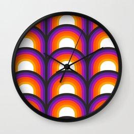 Arches - Pinball Wall Clock