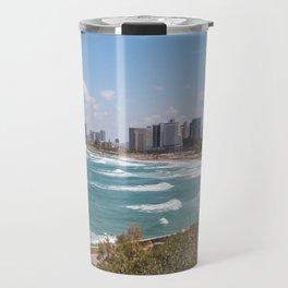Tel-Aviv Travel Mug