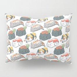 Sushi Cats Pillow Sham