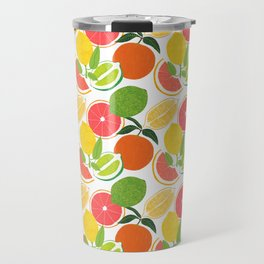 Citrus Harvest Travel Mug