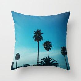Barceloneta Throw Pillow