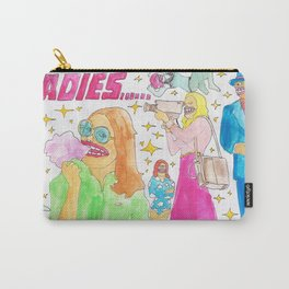 Ladies... Carry-All Pouch