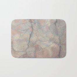 Marbled Structure 5A Bath Mat