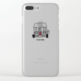 DO House Clear iPhone Case