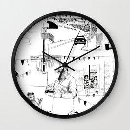 South Philadelphia Wall Clock