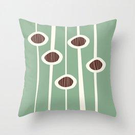 Almonds Throw Pillow