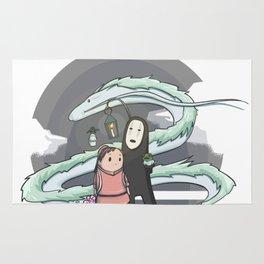 Chihiro (Spirited Away) Rug