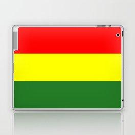 IRIE RASTA Laptop & iPad Skin