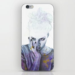 Nightmares iPhone Skin