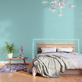 Pale Turquoise Wallpaper