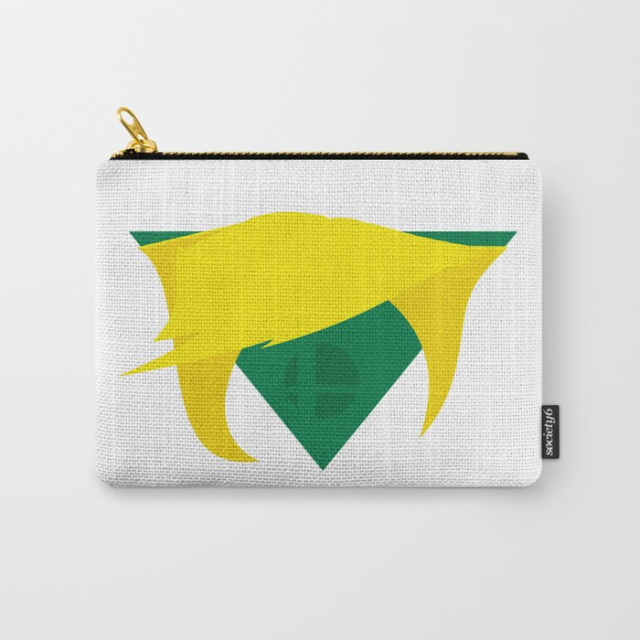 Minimalist Toon Link Carry-All Pouch