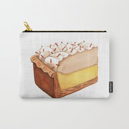 Coconut Cream Pie Slice Carry-All Pouch
