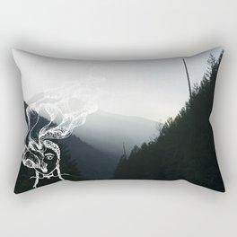 Bad Habit Rectangular Pillow