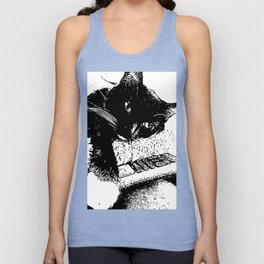 nothing to watch Unisex Tank Top