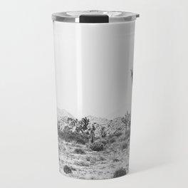 Joshua Tree Monochrome, No. 1 Travel Mug