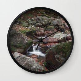 Babbling Brook Wall Clock