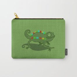 Leddy Lizzard Carry-All Pouch
