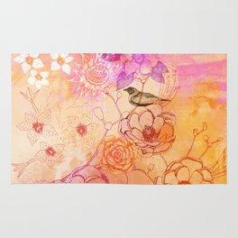 Desert Rose Blush Rug