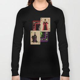 Voodoo Villains-Twin Sorcerers  Long Sleeve T-shirt