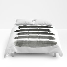 Shades of Gray Comforters