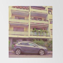 Opel Astra - The Undertaker Throw Blanket