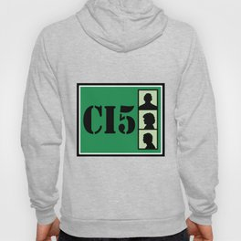 CI5 - The Professionals - Bodie & Doyle Hoody