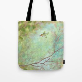 Forest Treasures Part B Tote Bag