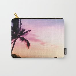 Paako Beach Sunset Jewels Carry-All Pouch