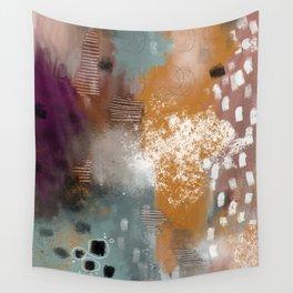 Petunia Wall Tapestry