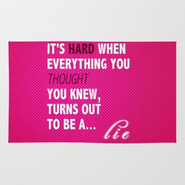 Castle (TV Show) Quotes | Kate Beckett Rug