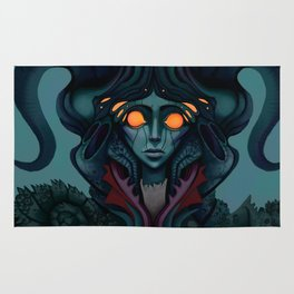 Sea Witch Rug