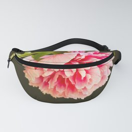 Peony flower Fanny Pack