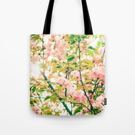 Spring Blossoms (1) Tote Bag