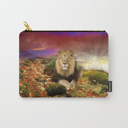 In Memory of Cecil The Lion Carry-All Pouch