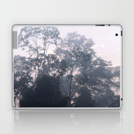 The mysteries of the morning mist Laptop & iPad Skin