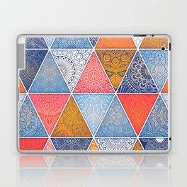 Pattern Mandala Losange Laptop & iPad Skin