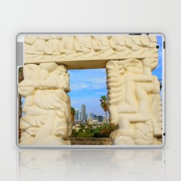 Gate of Faith Laptop & iPad Skin