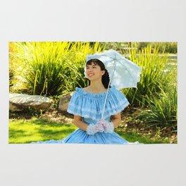 Southern Belle Portrait Rug