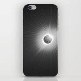 Solar Eclipse -2017 iPhone Skin