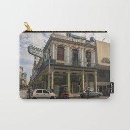 Nice lookin' street corner in La Havana, Cuba Carry-All Pouch
