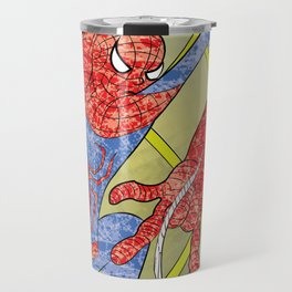 Noodle Spider Travel Mug