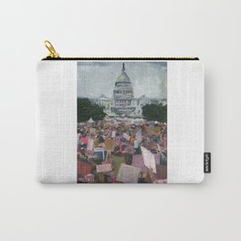 Women's March Carry-All Pouch