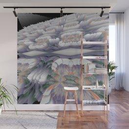 "Random 3D No. 67 ""Endless pavement fractal"" Wall Mural"