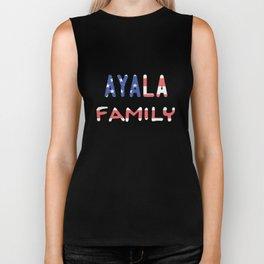 Ayala Family Biker Tank