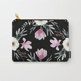 Magnolias, Eucalyptus & Anemones Carry-All Pouch