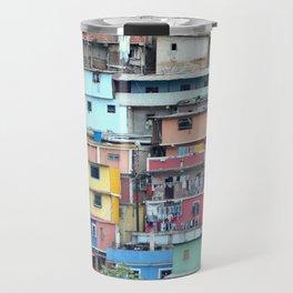 Venezuelan Tetris Travel Mug