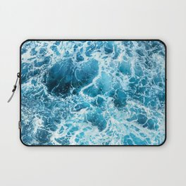 Ocean's  heart - LOVE IS. Laptop Sleeve