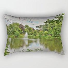 Lake Reflections Rectangular Pillow