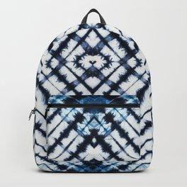 Diamonds Indigo Backpack