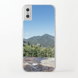 Indian Falls Clear iPhone Case